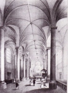 H. Teresia van Avila interieur