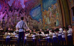 Concert van het Oeral Kozakkenkoor o.l.v. Gregor Bak (foto Giovanni Smulders)