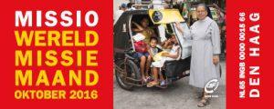 Op de foto de fietstaxi in Manila