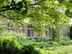 De O.L. Vrouwe Abdij in Oosterhout