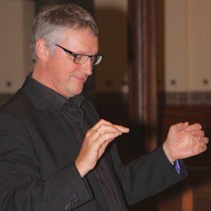 HBG - dirigent Gilles Michels