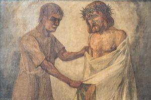 Kruiswegstatie H. Martha